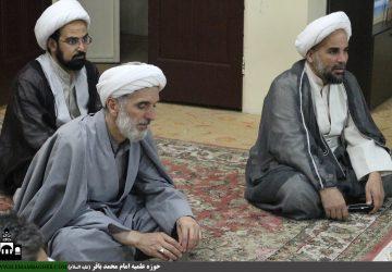 اردوی علمی-زیارتی مشهد مقدس-تبیین آیین نامه معاونت تهذیب