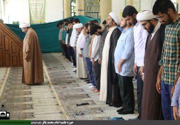 اردوی علمی-زیارتی مشهد مقدس(طلاب و اساتید حوزه علمیه امام محمد باقر(ع))