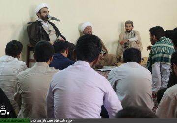 افتتاحیه اردوی علمی-زیارتی مشهد مقدس(حجت الاسلام والمسلمین رنجبریان)